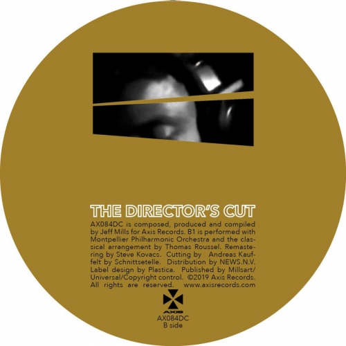 Jeff Mills - The Director's Cut Chapter 6