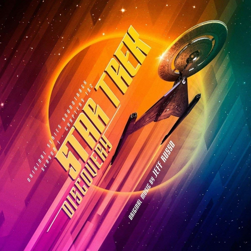 Jeff Russo - Star Trek: Discovery Original Series Soundtrack