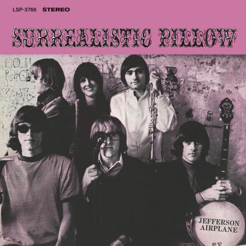 Jefferson Airplane -Surrealistic Pillow