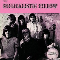 Jefferson Airplane - Surrealistic Pillow Black White & Gray Swirl Audiophile Limited Anniversary Edition