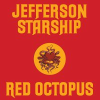 Jefferson Starship -Red Octopus