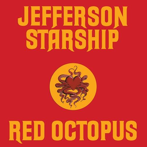 Jefferson Starship -Red Octopus