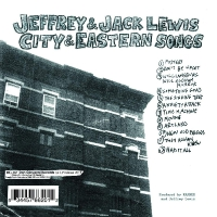 Jeffrey Lewis & Jack - City & Eastern Songs