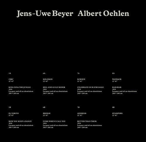 Jens-Uwe Beyer / Albert Oehlen - Yellow Book