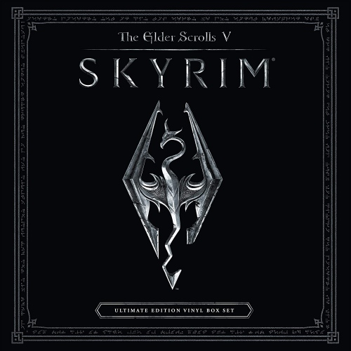 Jeremy Soule - The Elder Scrolls V: Skyrim - Ultimate Edition Vinyl Box Set