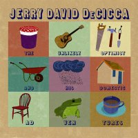 Jerry Decicca David - The Unlikely Optimist And His Domestic Adventures