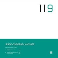 Jesse Osborne-Lanthier - Unalloyed Unlicensed All Night