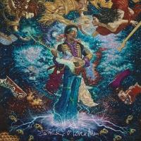 Jimi Hendrix -Lover Man C/w Foxey Lady Previously Unreleased Live Version
