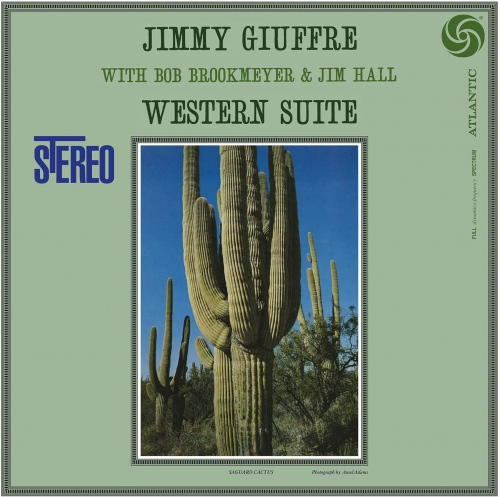 Jimmy Giuffre -Western Suite