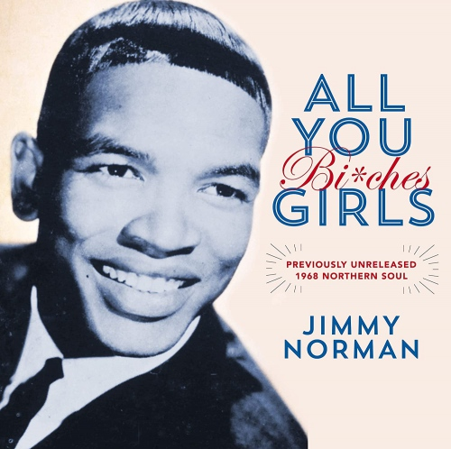 Jimmy Norman - All You Girls