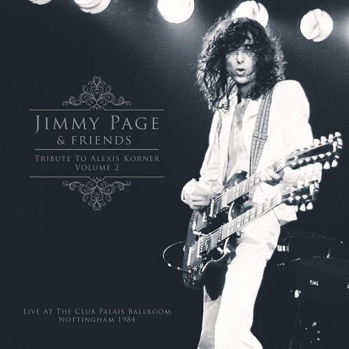 Jimmy Page -Tribute To Alexis Korner Vol. 2