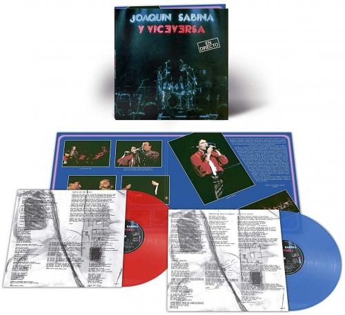Joaquin Sabina -En Directo
