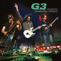 Joe G3 (Satriani / Eric Johnson / Steve) Vai - Live In Tokyo