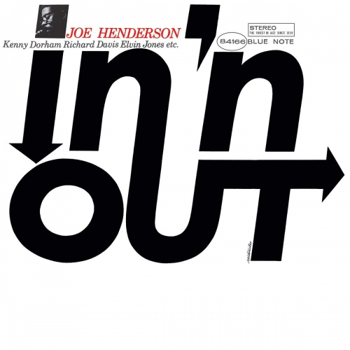 Joe Henderson -In 'n Out