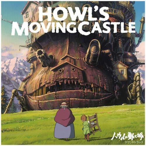 Joe Hisaishi -Howl's Moving Castle (Original soundtrack)