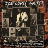 Joe Louis Walker - Blues Comin' On - Limited Edition White Vinyl