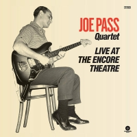 Joe Pass - Live At The Encore Theatre