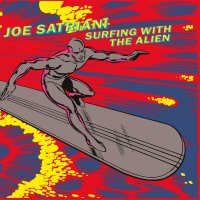 Joe Satriani - Surfing With The Alien [Limited Silver Colored Vinyl]