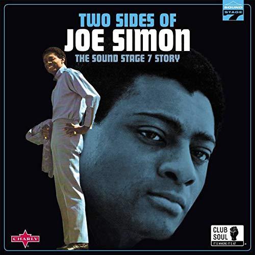 Joe Simon -Two Sides Of Joe Simon