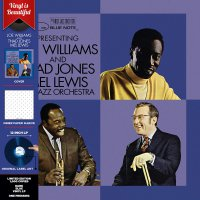 Joe Williams - Presenting Joe Williams And Thad Jones/Mel Lewis, The Jazz Orchestra