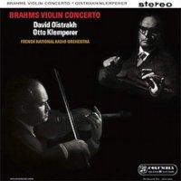 Johannes Brahms -Violin Concerto