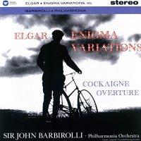 John Barbirolli - Elgar Enigma Variations Cockaigne' Overture