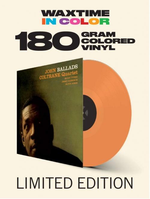 John Coltrane -Ballads