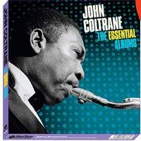 John Coltrane - Essential Albums: Blue Train / Giant Steps / Ballads