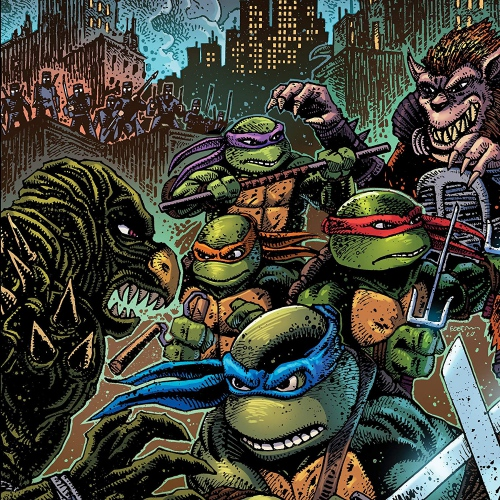 John Duprex -Teenage Mutant Ninja Turtles II: Secret Of The Ooze