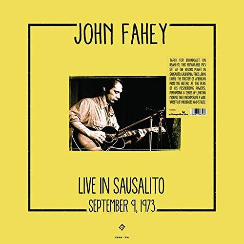 John Fahey - Live In Sausalito