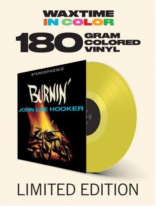 John Lee Hooker -Burnin