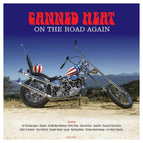 John Lee Hooker  &  Canned Heat - On The Road Again
