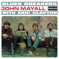 John Mayall & Bluesbreakers - Bluesbreakers With Eric Clapton Limited Translucent