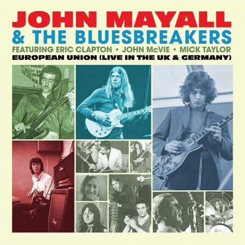 John Mayall /  Bluesbreakers -European Union