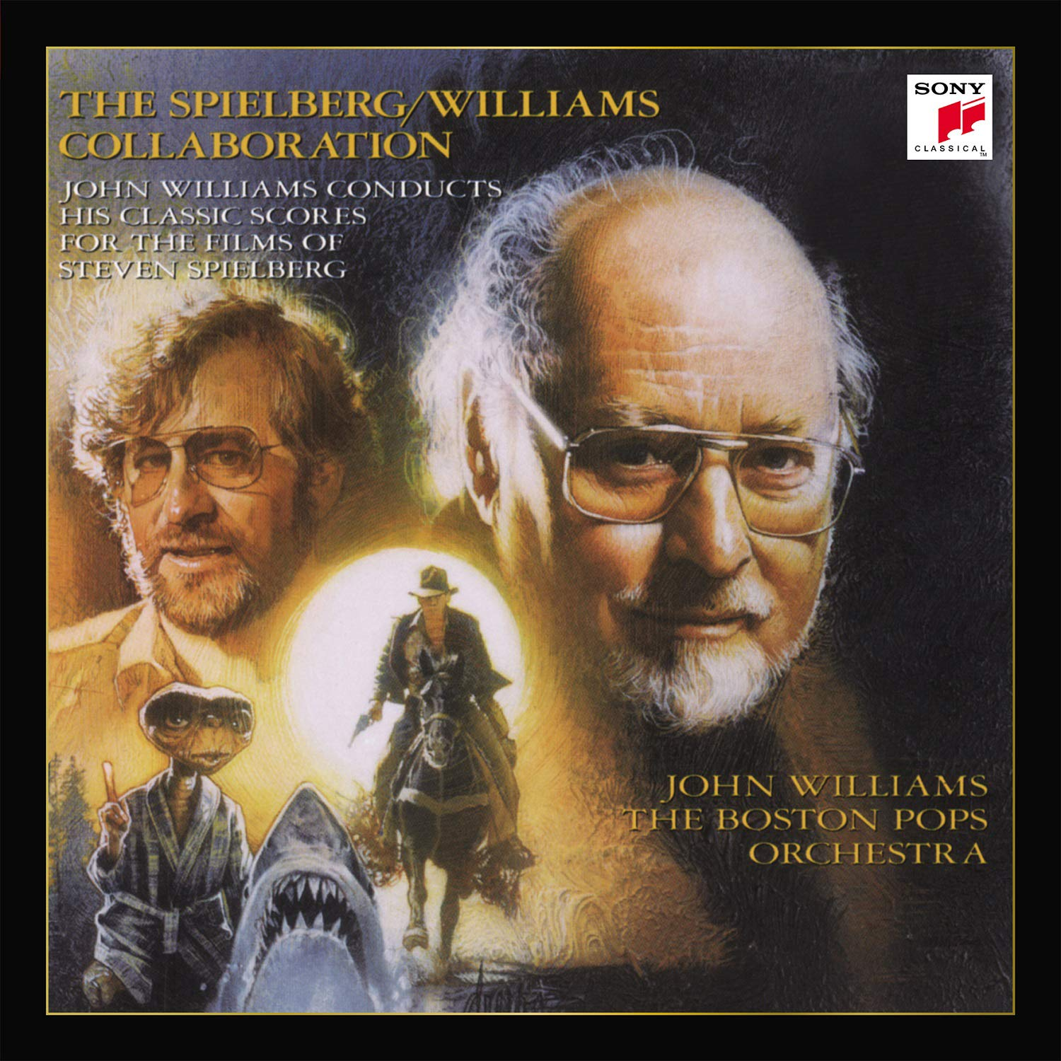John & Steven Spielberg Williams - The Spielberg / Williams Collaboration
