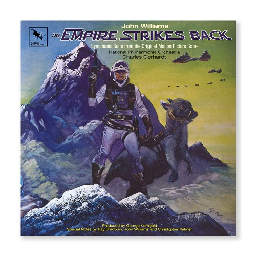 John Williams / Charles Gerhardt / National Philharmon -The Empire Strikes Back: Symphonic Suite