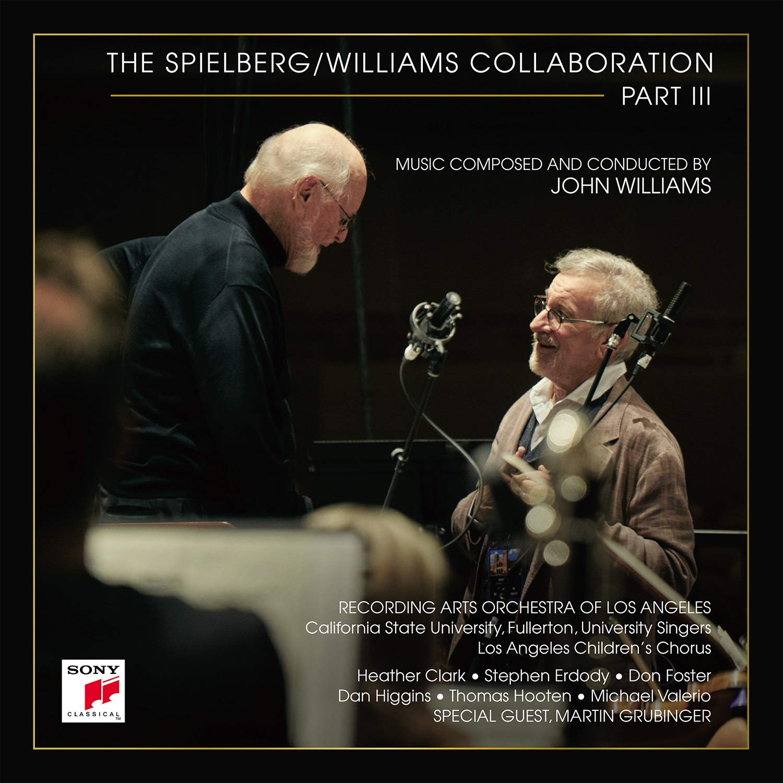 John Williams - The Spielberg / Williams Collaboration Part Iii