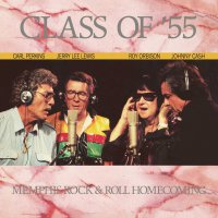 Johnny Cash - Class Of '55: Memphis Rock & Roll Homecoming (1986)