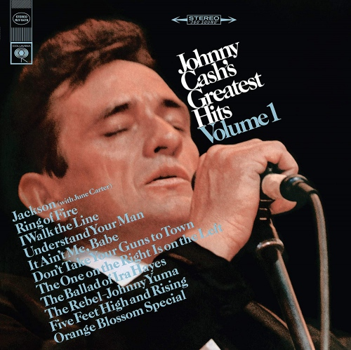 Johnny Cash -Greatest Hits, Volume 1