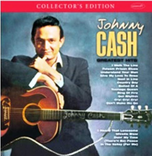 Johnny Cash -Greatest Hits