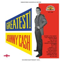 Johnny Cash -Greatest!