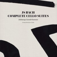 Johnny Gandelsman - Js Bach: Complete Cello Suites