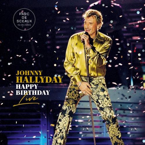 Johnny Hallyday - Happy Birthday Live! Parc De Sceaux