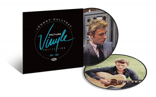 Johnny Hallyday - Picture Vinyle 1964-1965