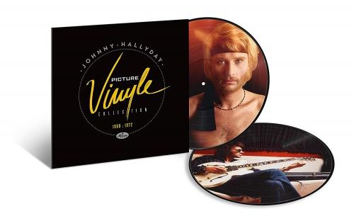 Johnny Hallyday - Picture Vinyle 1969-1972