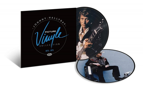 Johnny Hallyday - Picture Vinyle 1973-1975