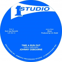Johnny Osbourne -Time A Run Out / Got To Fight