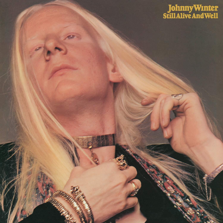 Johnny Winter - Still Alive & Well