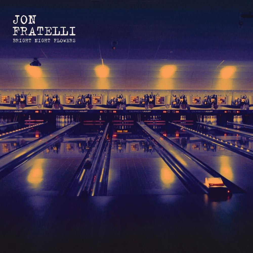 Jon Fratelli - Bright Night Flowers