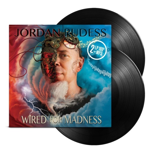 Jordan Rudess -Wired For Madness